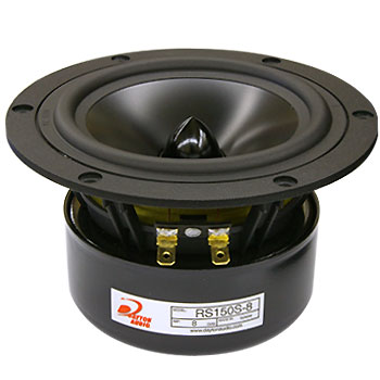 DAYTON-AUDIO  RS150S-8